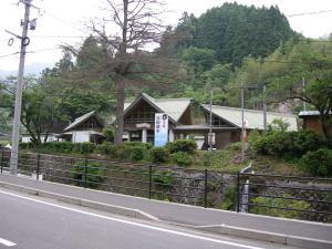 JR筑前岩屋駅
